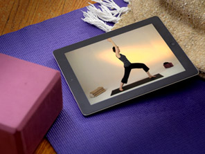 Yoga videos for ipad and iphone